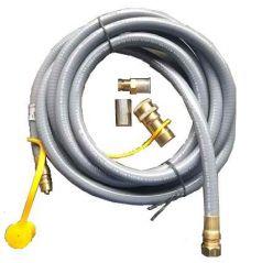 Umbaukit Erdgas für Enjoyfires Einbaubrenner 42x42 cm und 60x30 cm